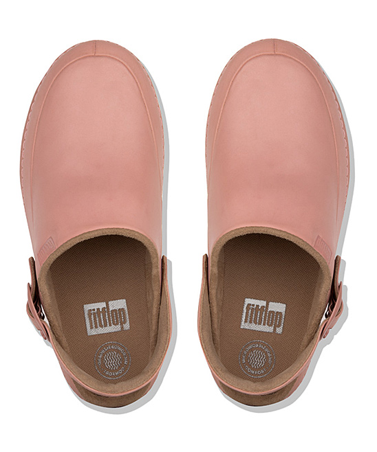 e953a4f975c5 ... Womens Dusky Pink Dusky Pink Gogh Pro Superlight Leather Clog - Women -  Alternate Image 3 ...