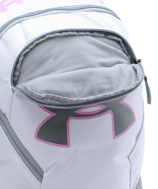 10462d2c19 Under Armour® White UA Storm Big Logo IV Backpack