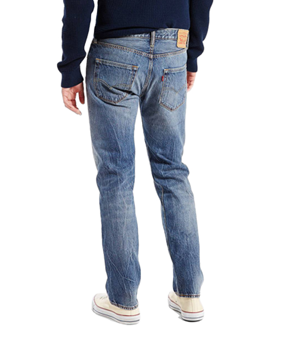 54e21ae2748 ... Mens Rainfall 501 Original-Fit Jeans - Alternate Image 2 ...