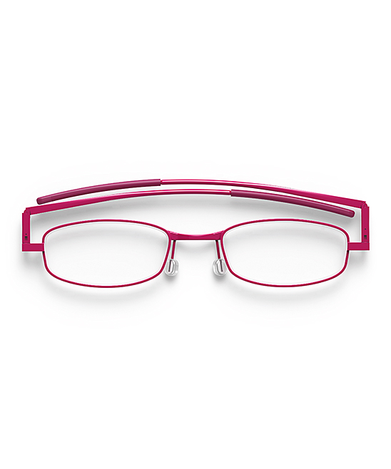 IF  Reading Glasses Berry - Berry Compact Lenses Flat-Folding Readers