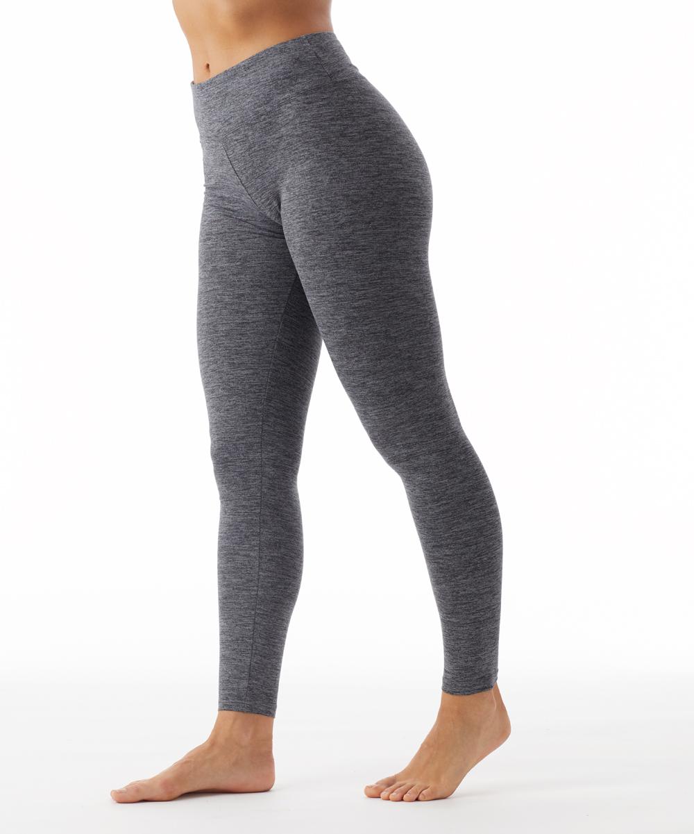 36419d8858793 Balance Collection Heather Gray Cozy Leggings - Women   Zulily