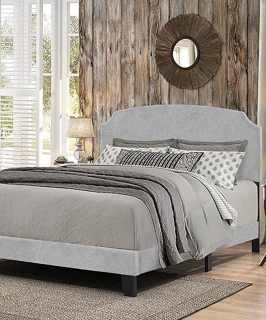 Hillsdale Furniture  Beds Glacier - Glacier Gray Desi Bed