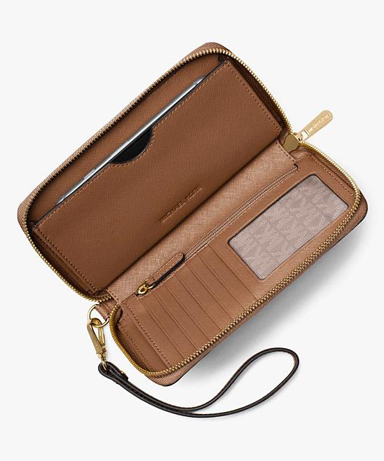 1af433d71dce97 Michael Kors Luggage Jet Set Travel Flat Multifunction Phone case ...