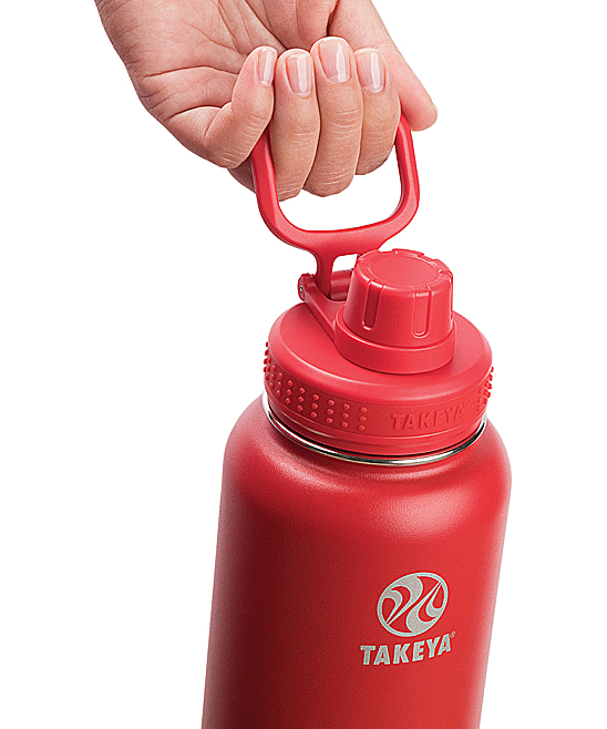 ... Womens Fire 24-Oz. Insulated Water Bottle - Alternate Image 3 ... b2923403c