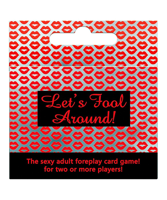 Kheper Games  Board Games  - Let's Fool Around! Card Game