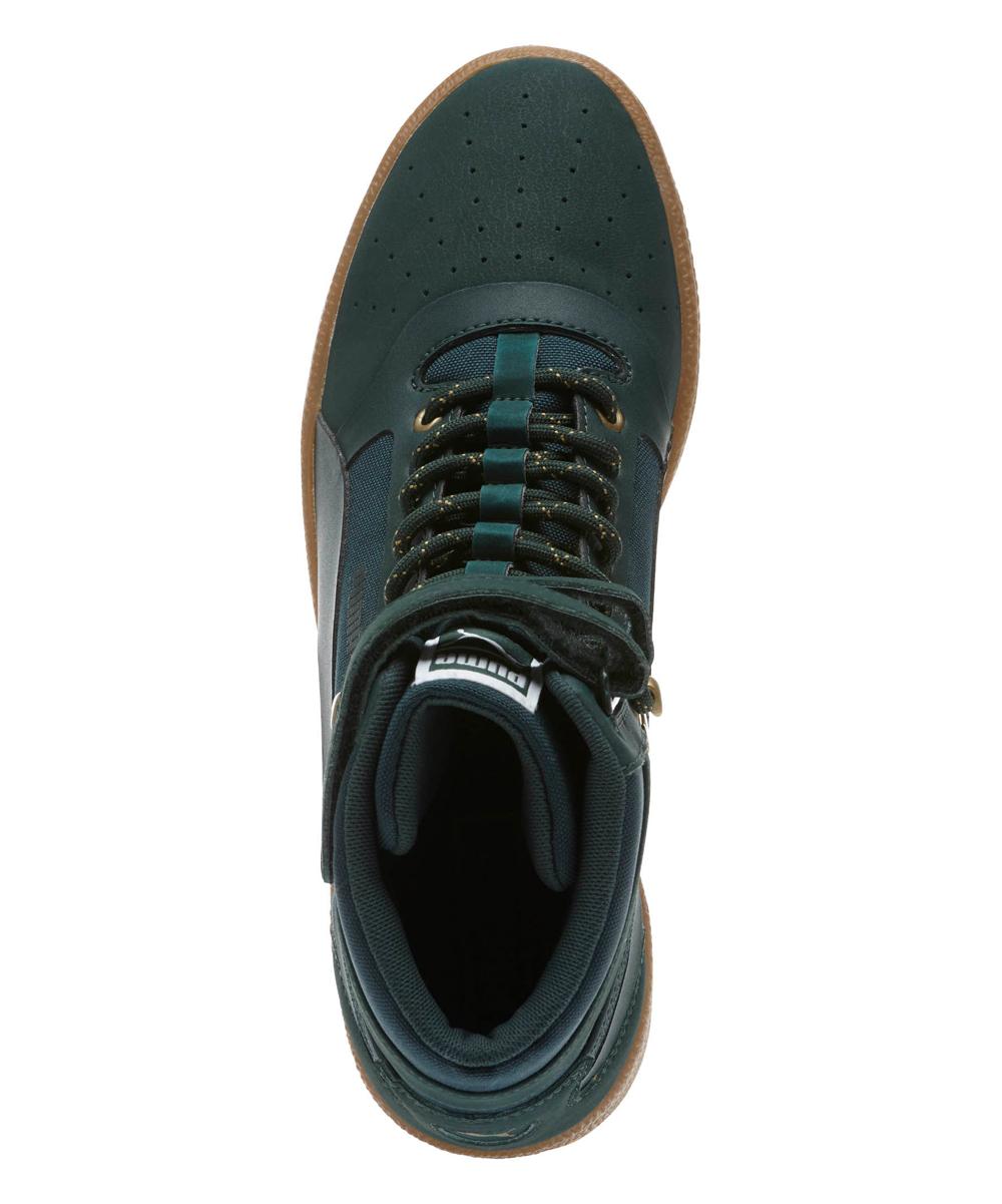 PUMA Green Gables Sky II Weatherproof Leather Hi-Top Sneaker - Men ... 78e8d2b63
