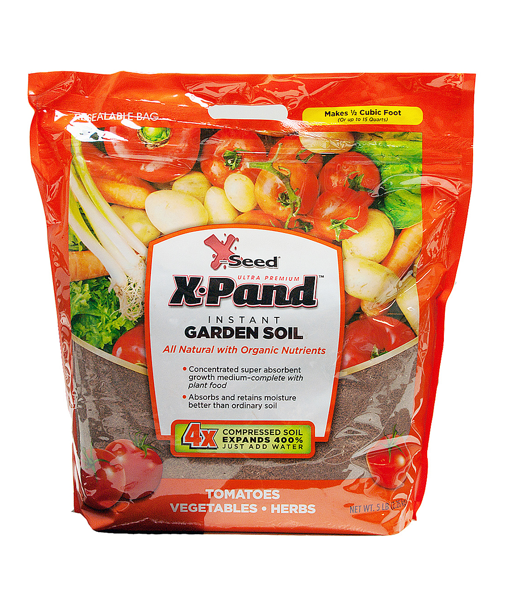 X-Pand Instant Garden Soil