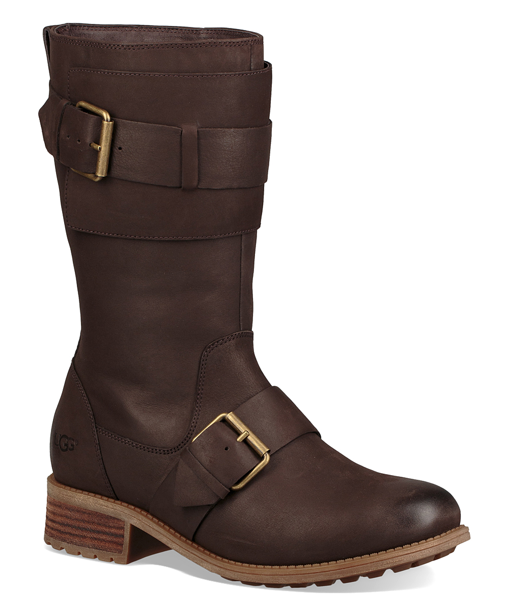 7d85769dd7c UGG® Stout Chancey Leather Boot - Women
