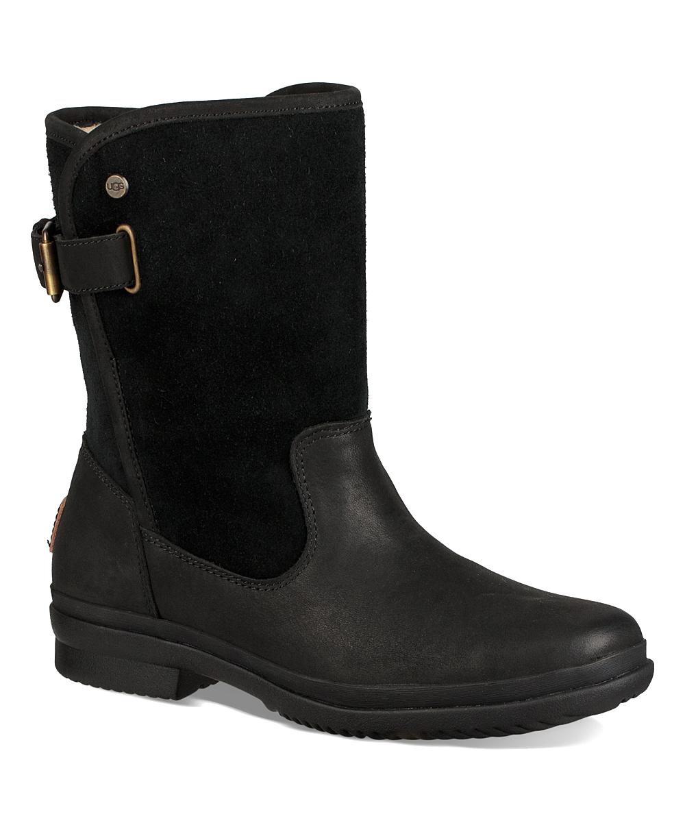 ea5915d280b UGG® Black Oren Waterproof Leather Boot - Women
