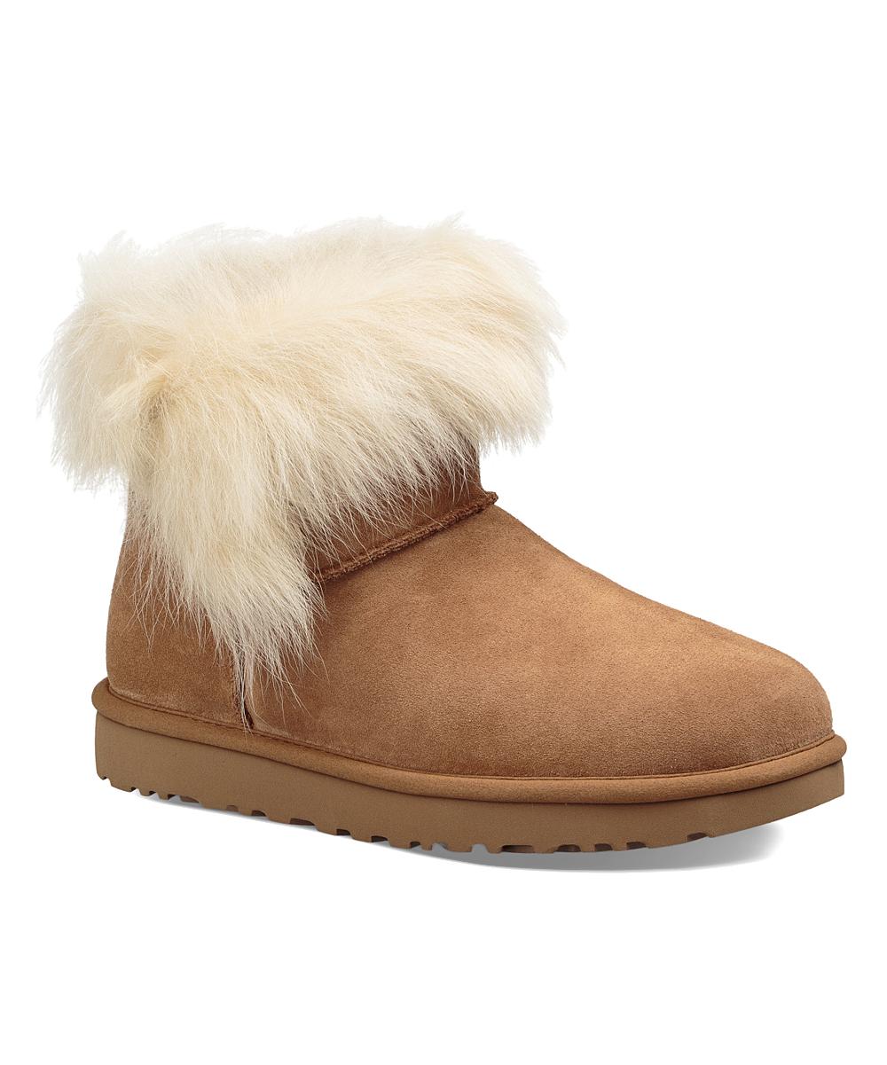 0e43470f4c6 UGG® Chestnut Milla Sheepskin Boot - Women