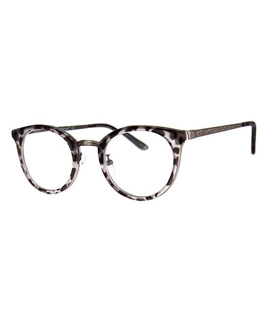 A.J. Morgan Women's Reading Glasses GREY - Gray Tortoise Really Nice Readers