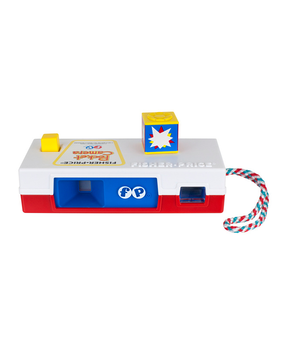 Fisher-Price Classic Pocket Camera Toy