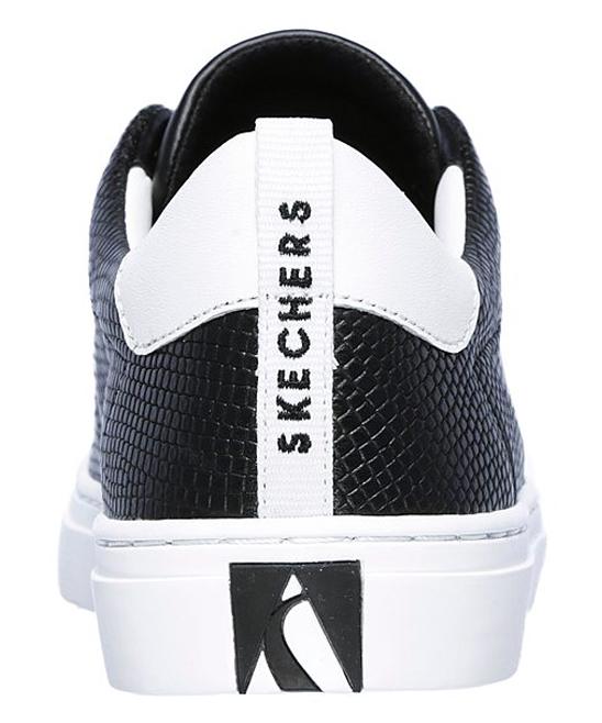 02abf891 ... Womens BLK Black Side Street Tegu Leather Sneaker - Alternate Image 5