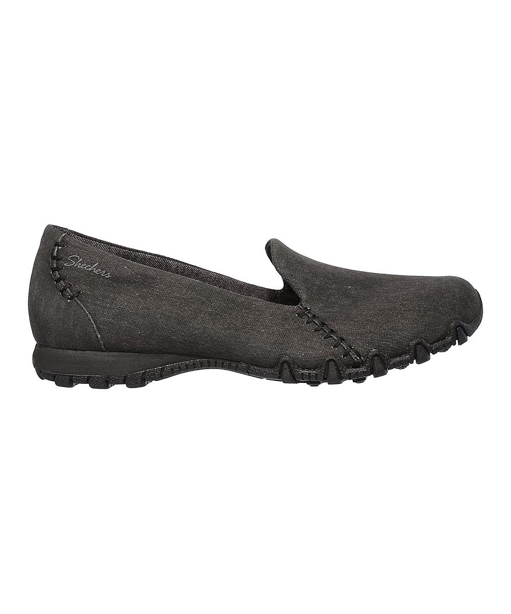 b2b6da48904a4 Skechers Black Relaxed Fit® Bikers Smokin Loafer - Women