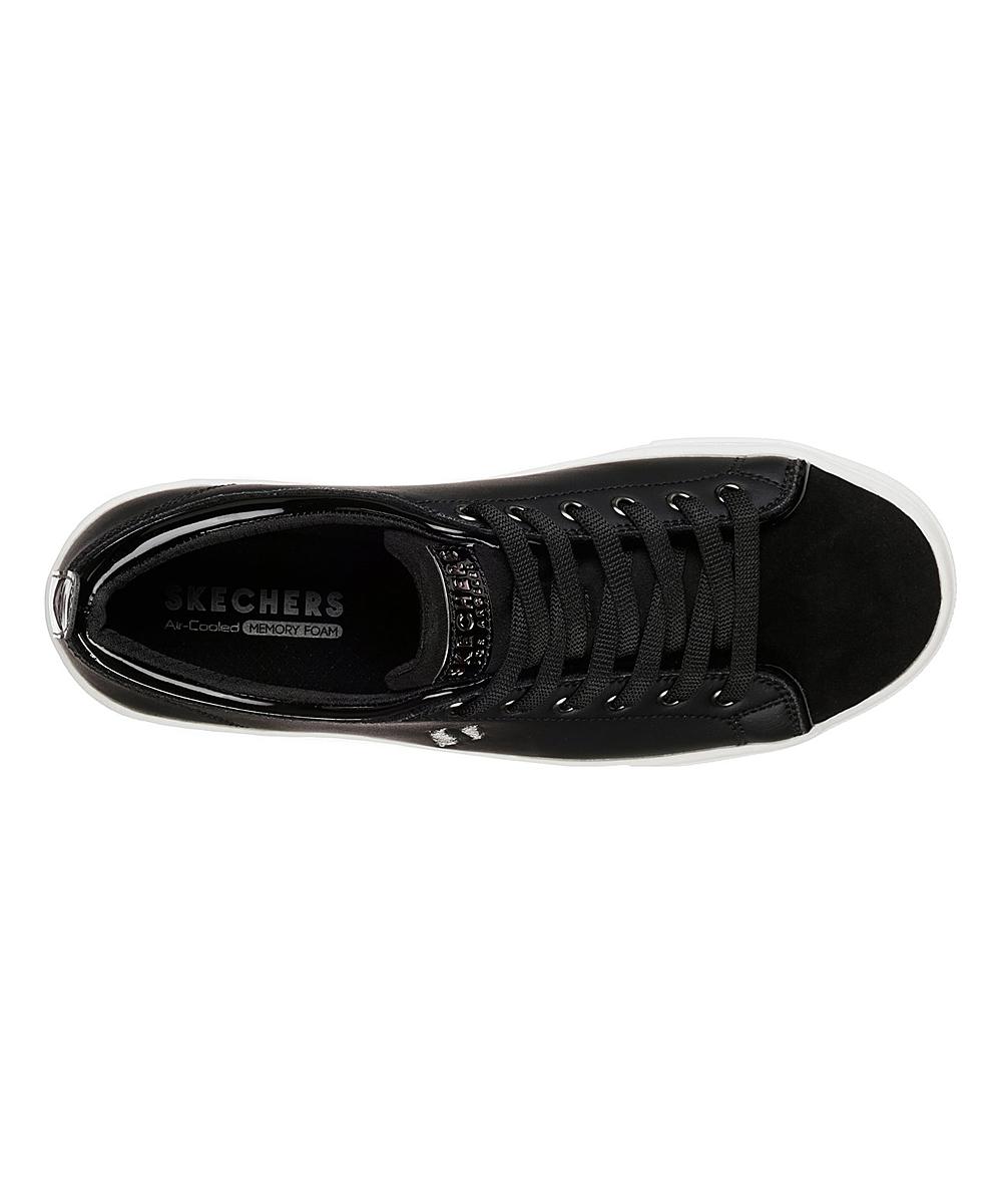 2bb339058b09 ... Womens BLK Black Goldie Street Sleak Leather Sneaker - Alternate Image 5