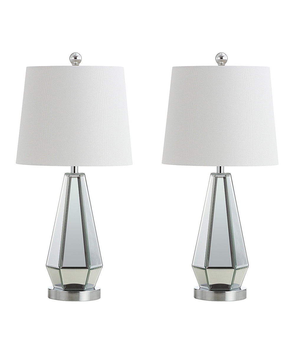 Safavieh Chiara Table Lamp Set Of Two Zulily