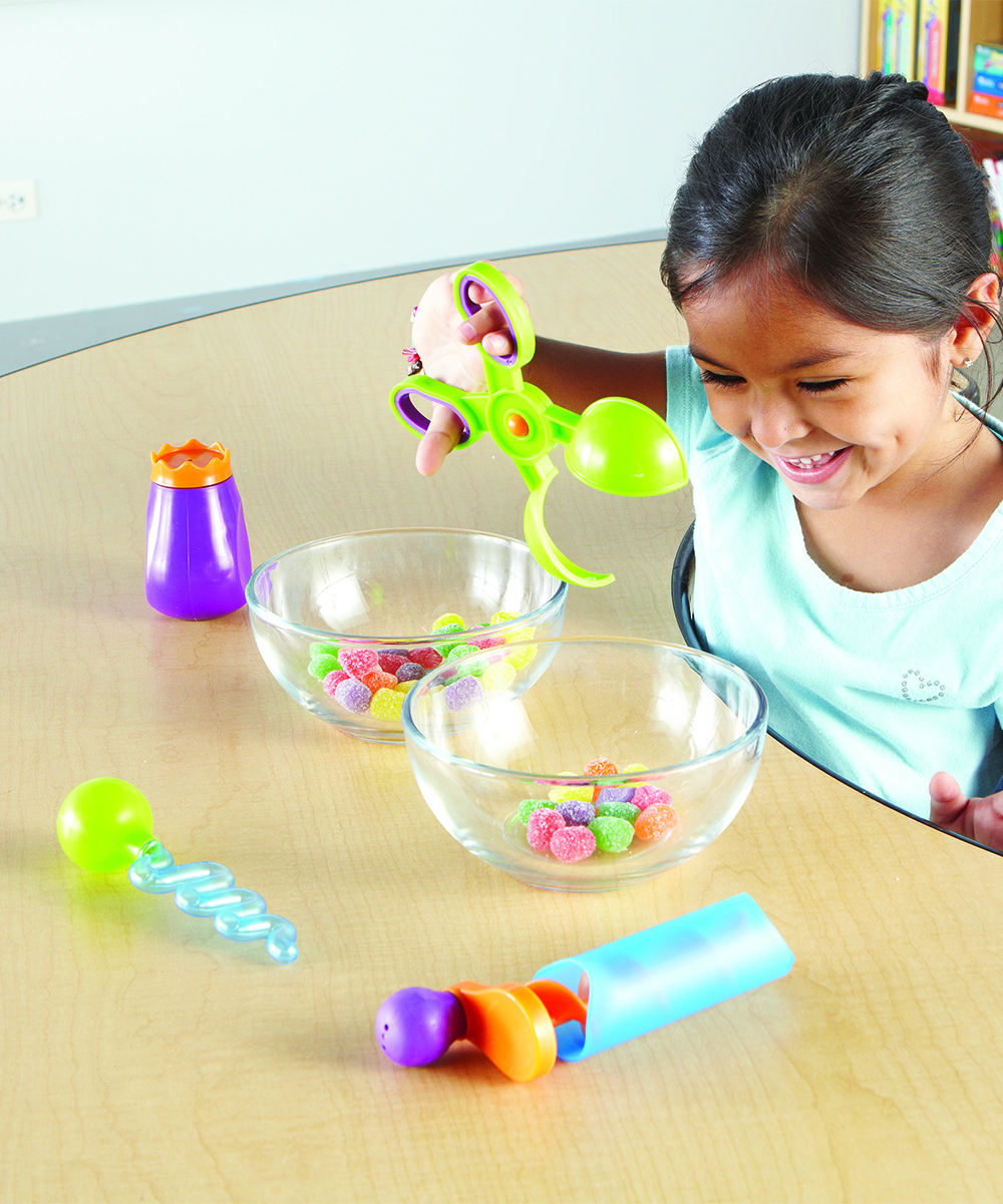 Learning Resources  Developmental Toys  - Sand & Water Fine Motor Toys Set