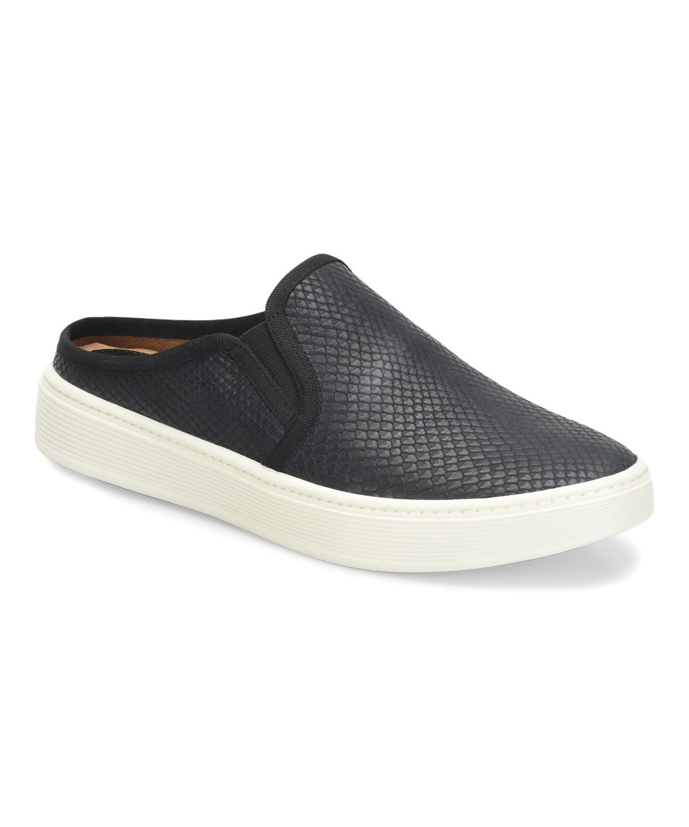 a88256e8e8bfd all gone. Black Somers Leather Slip-On Sneaker - Women