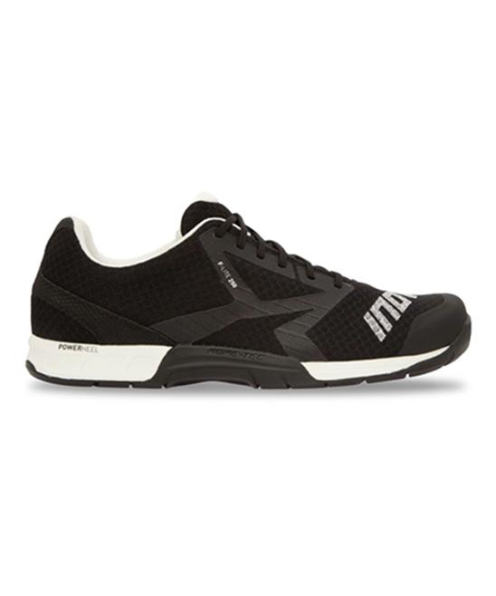 inov-8 Women's Running Shoes Black/White - Black & White F-LiteTM 250 Training Shoe - Women