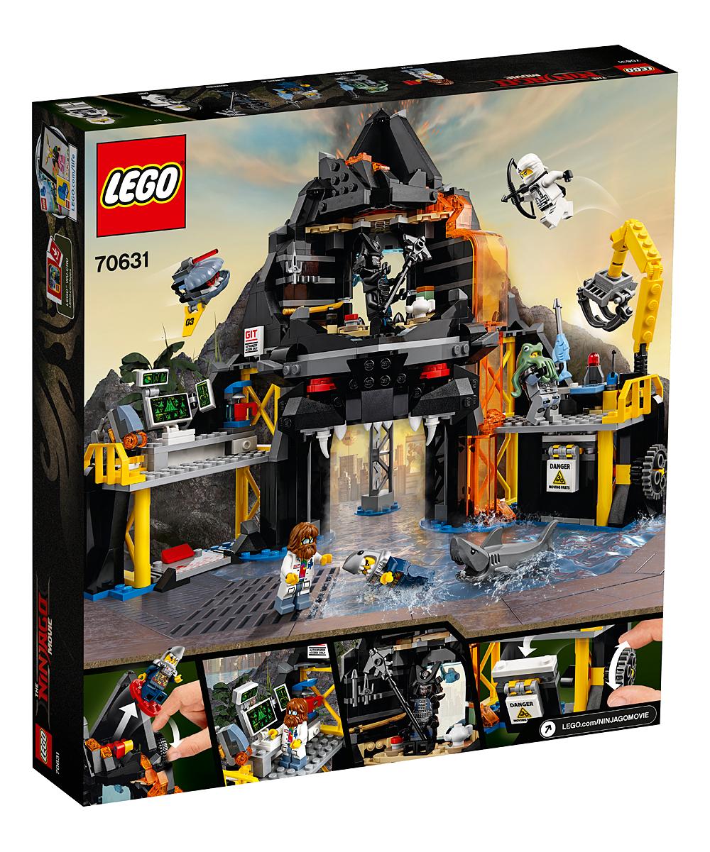 all gone. Lego® Ninjago® Garmadon s Volcano Lair 053dc3694
