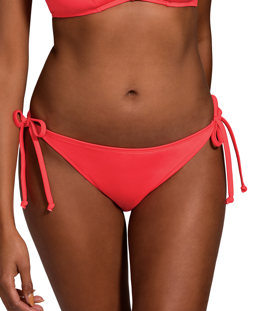 374b70191b1f DORINA Coral Bora Bora Side-Tie Bikini Bottoms - Women
