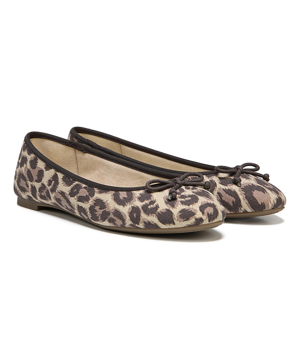 935e7be45 ... Womens BROWN LEOPARD Brown Leopard Charlotte Flat - Alternate Image 2  ...