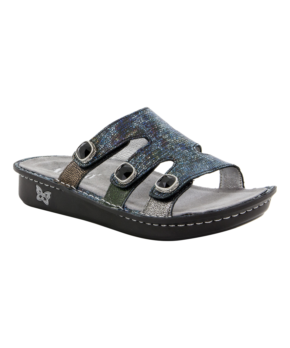 0a6173798083d all gone. Glimmer Glam Venice Leather Sandal - Women