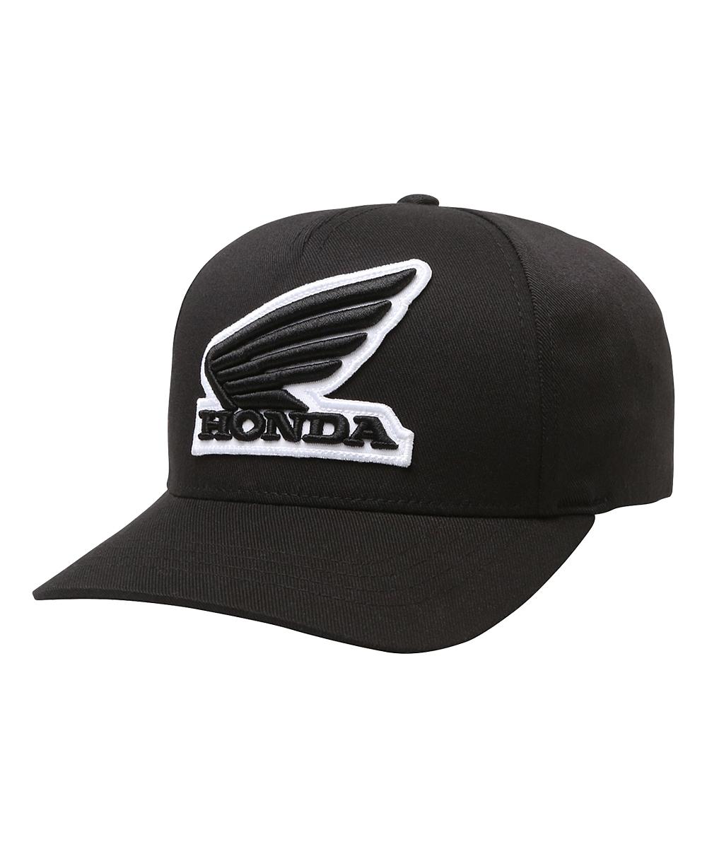 all gone. Black Fox Honda Baseball Hat e4418db9b89