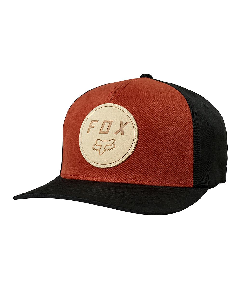ff999b643f9af all gone. Black   Orange  Fox  Resolved Flexfit Baseball Cap