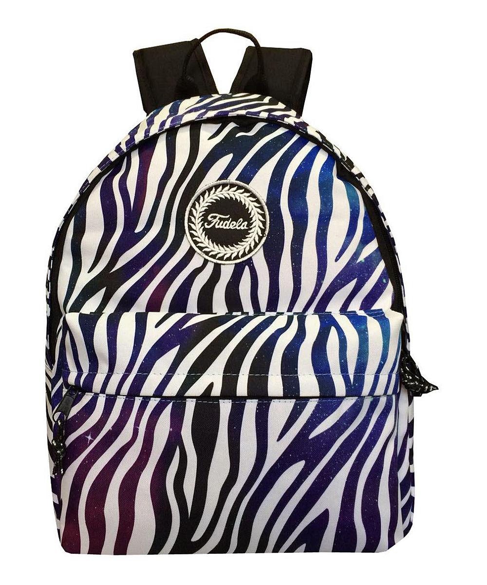 a6cbd5d4b7447 Purple Zebra Print Backpack – Patmo Technologies Limited