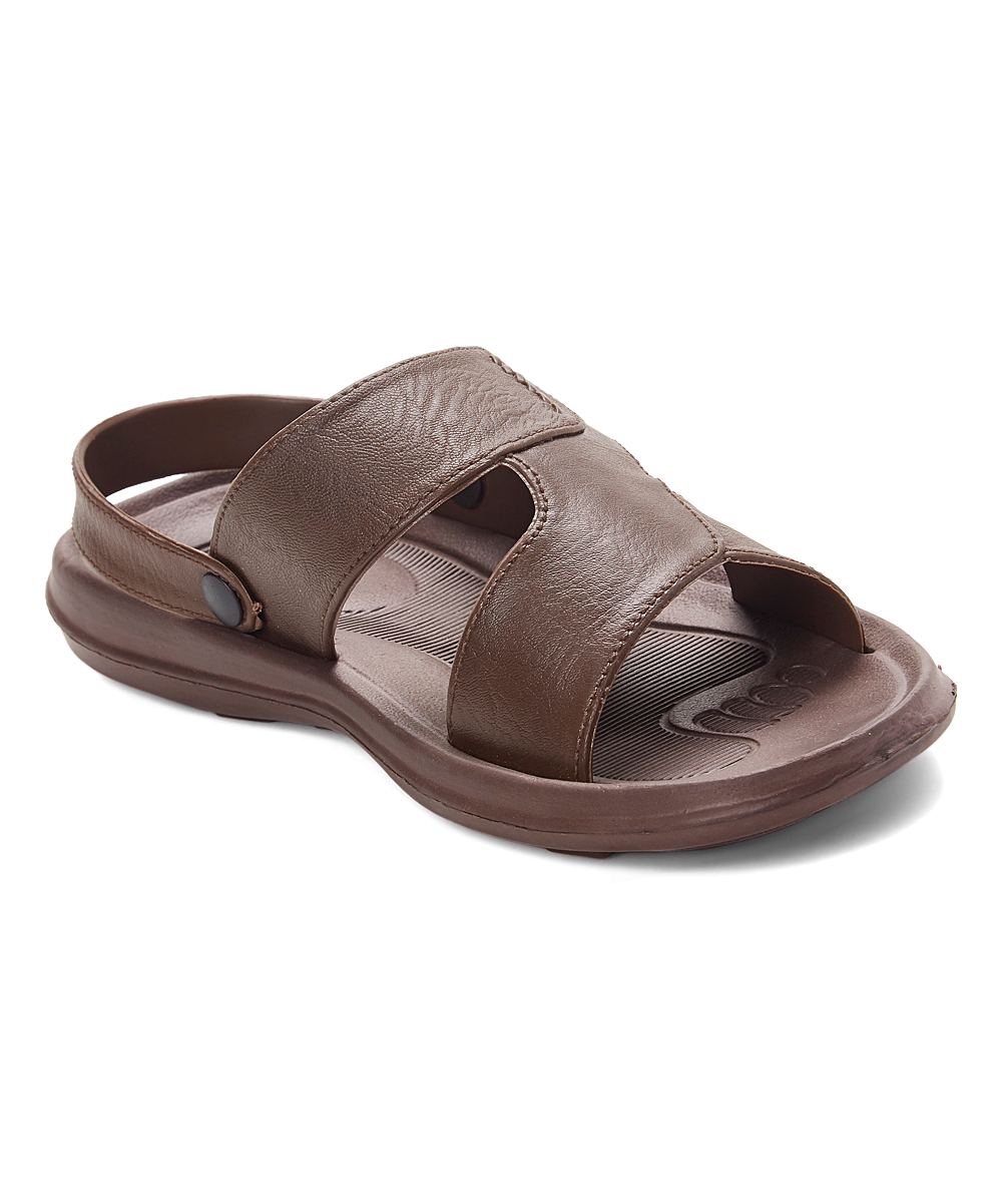 d4c6cf0ab70 love this product Brown Ankle-Strap Sandal - Men