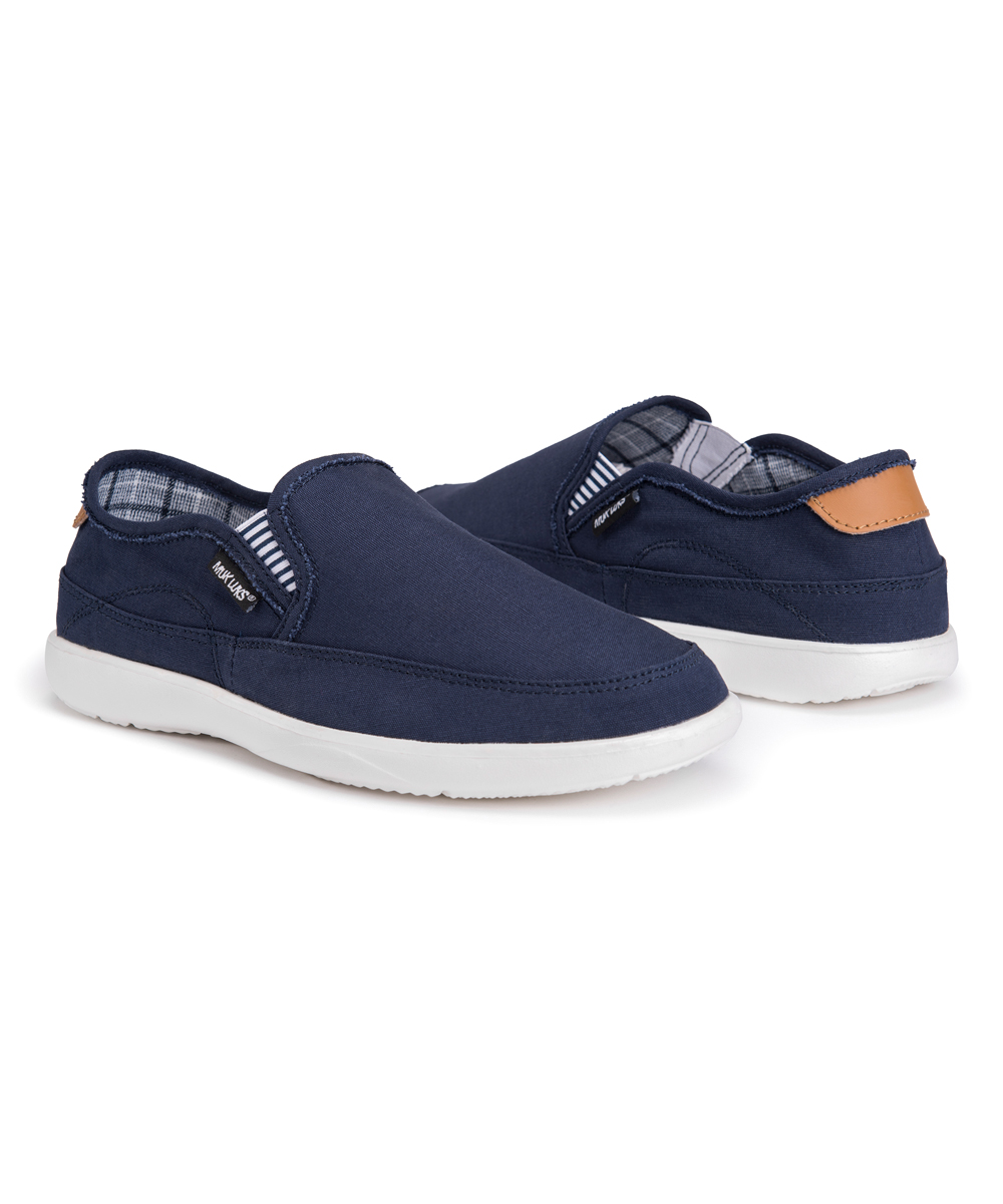Navy Muk On Sneaker Otto Slip Luks Zulily Men 55Wpaq