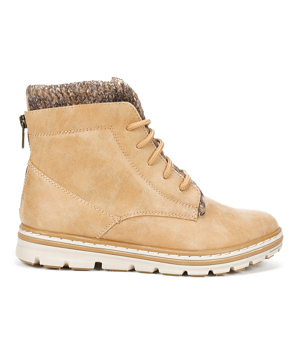 4f8c853d924 Cliffs by White Mountain Wheat Kane Boot - Women