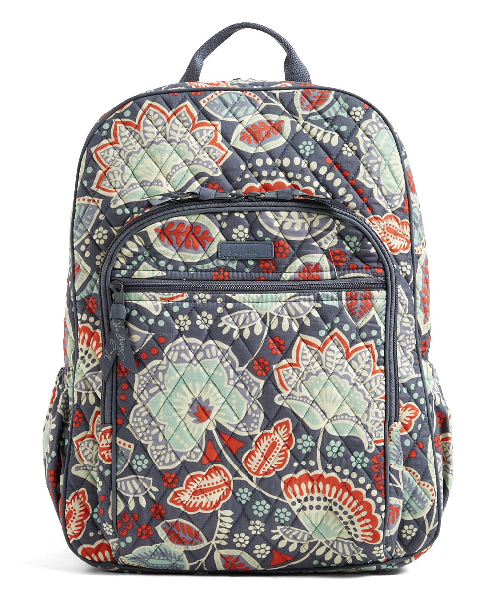 1fa7cac40462 Vera Bradley Nomadic Floral Campus Backpack