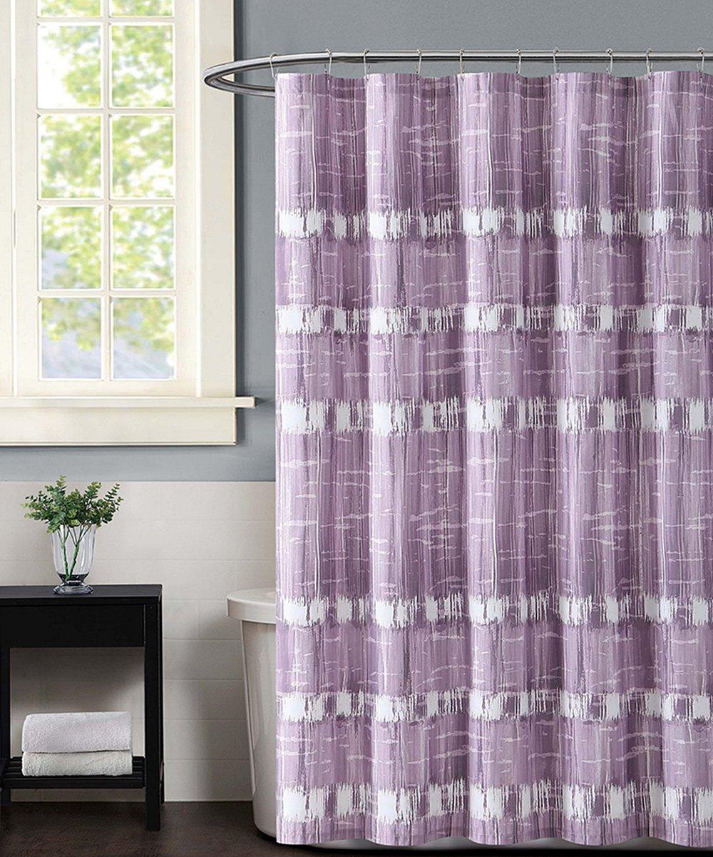 Nantucket Plum Shower Curtain