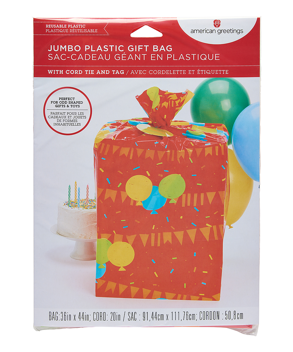 Womens Birthday Celebration Jumbo Gift Bag