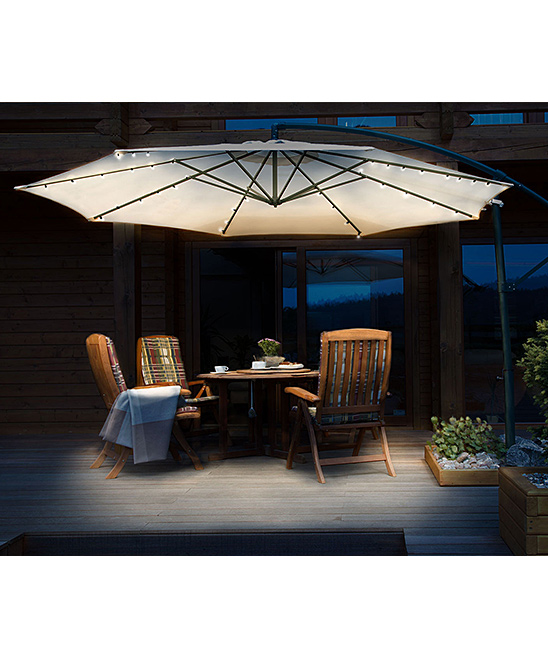 Share: - Touch Of ECO Solar Patio Umbrella String Lights Zulily