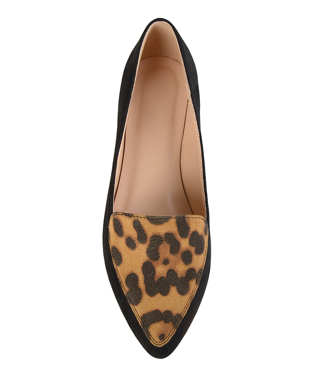 7a31866d0bd ... Womens Leopard Leopard Kinley Loafer - Alternate Image 4 ...
