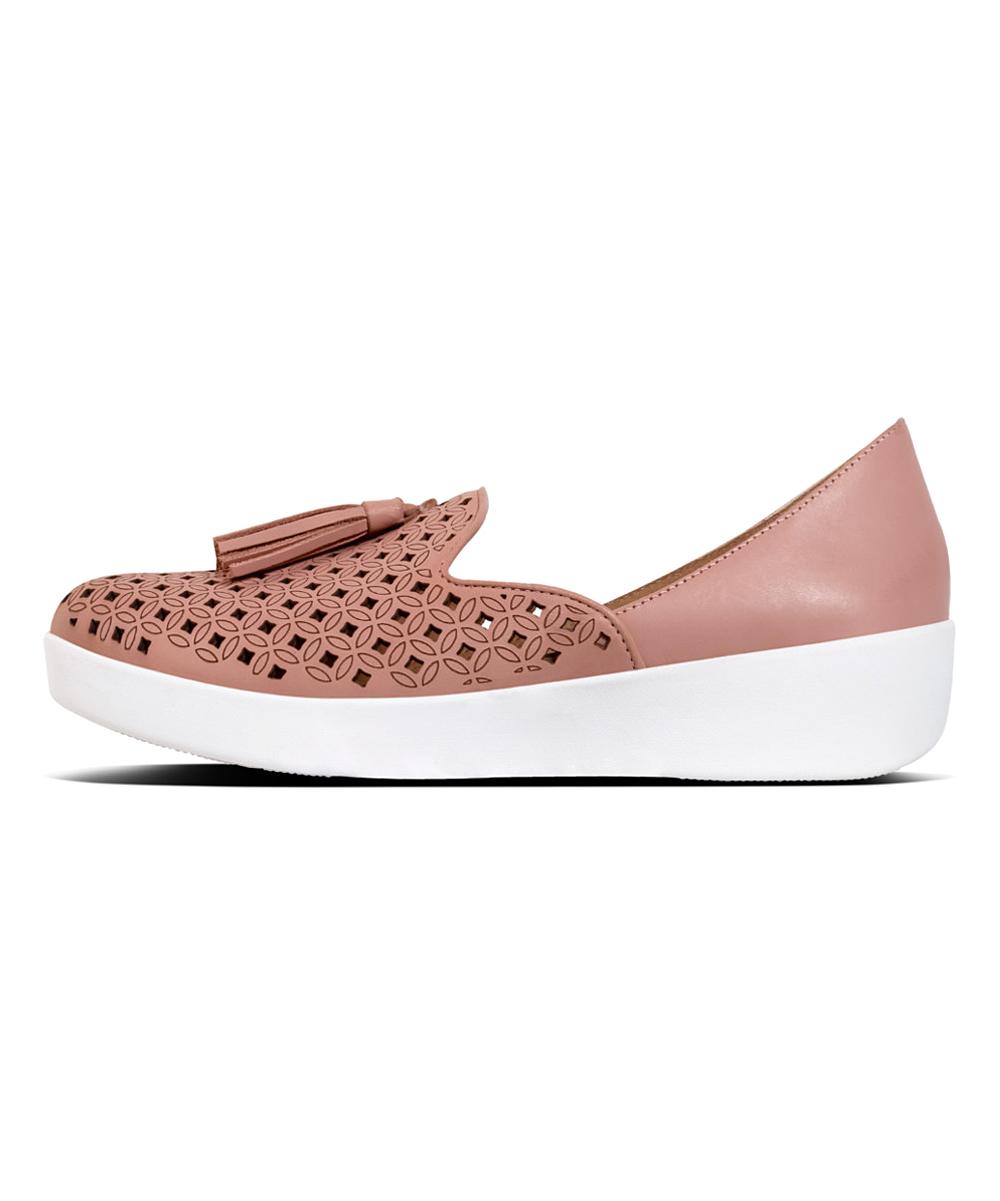 421640de188f4a ... Womens dusky Dusky Pink D Orsay Superskate Leather Loafer - Alternate  Image ...