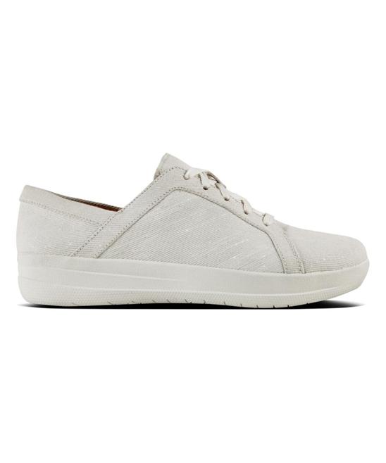 e626961a3658 ... Womens White Shimmer-denim White Shimmer Denim F-Sporty II Sneaker -  Alternate Image ...