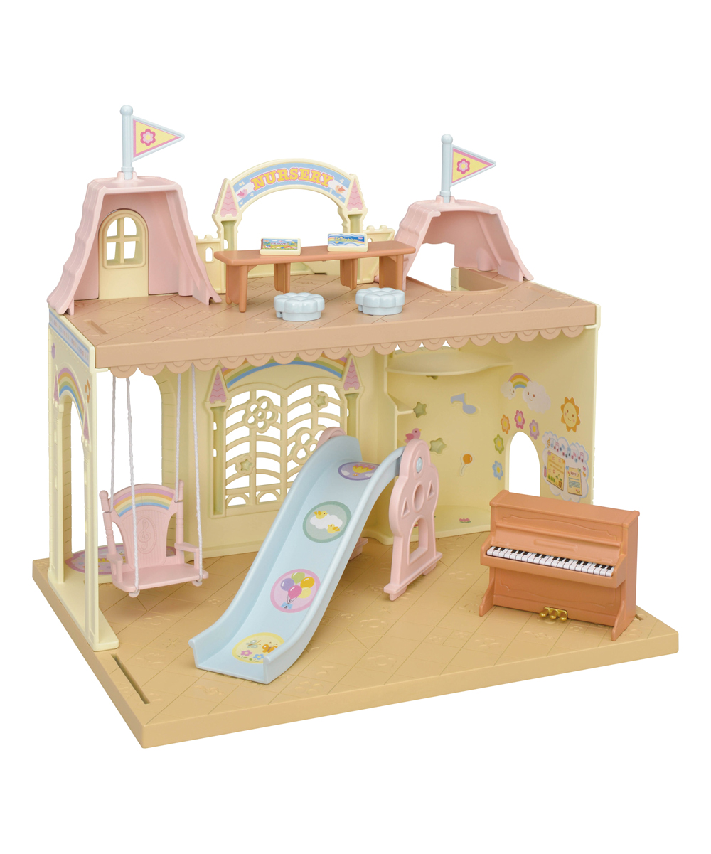 Calico Critters Baby Castle Nursery Set
