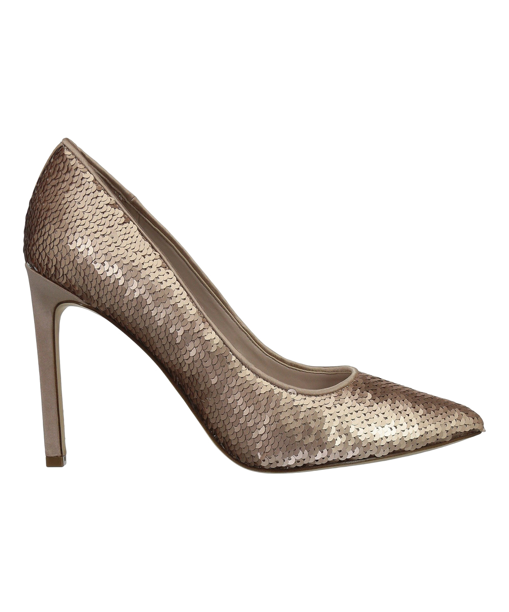 8f894cf3869 Nine West Light Pink Sequin Tatiana Pump - Women