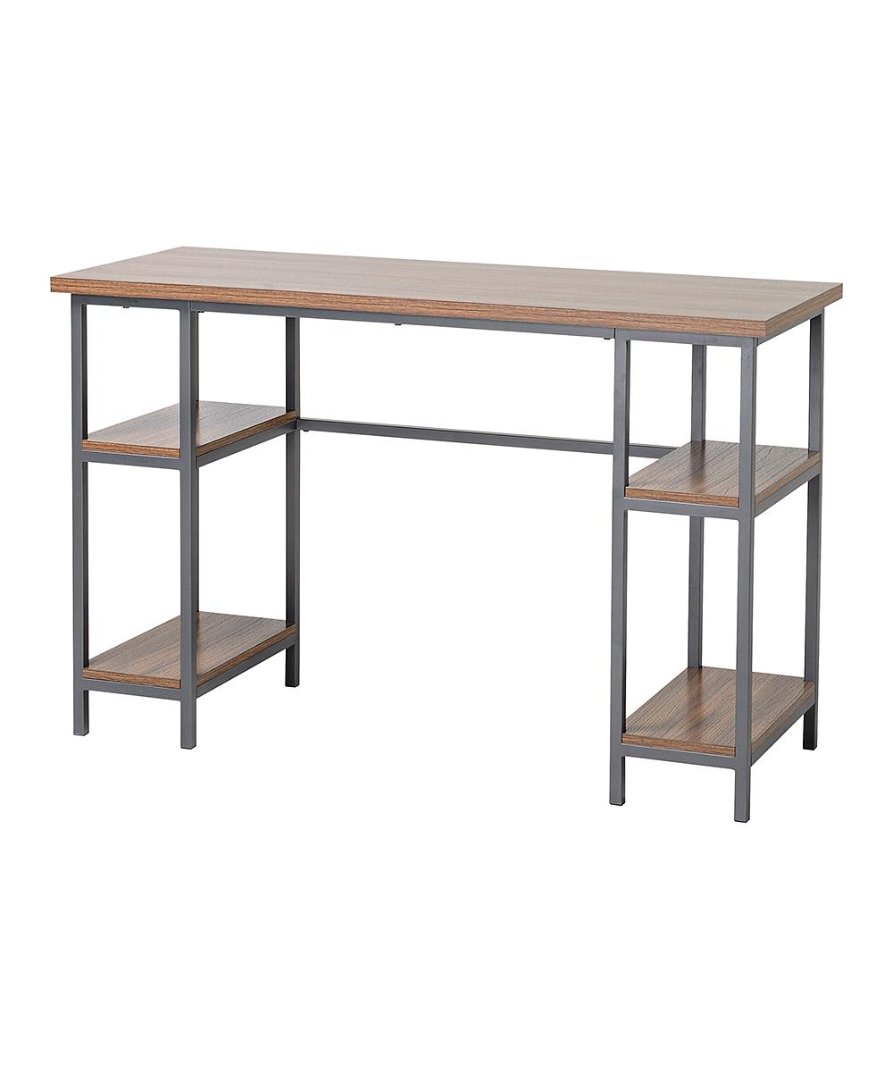 Four-Shelf Laptop Desk