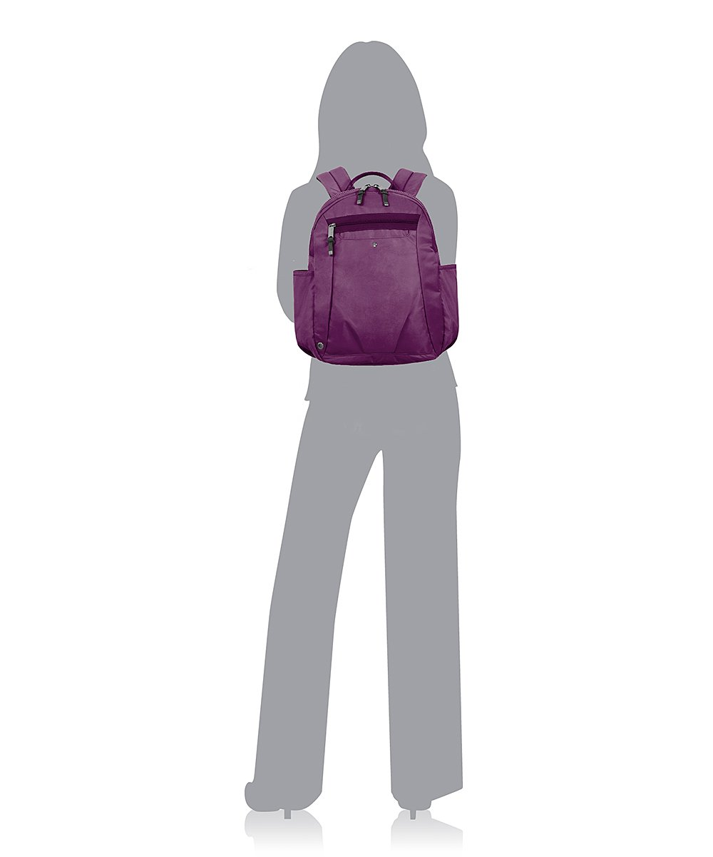 78937ad36b25 ... Womens B0548 MULBERRY Mulberry Gadabout Laptop Backpack - Alternate  Image 4 ...