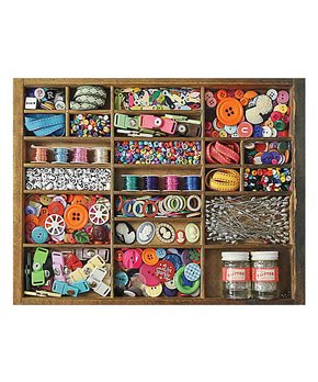 Springbok Puzzles | The Sewing Box 500-Piece Puzzle