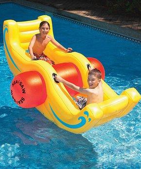 Pool Float Paradise Zulily