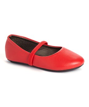 Ositos Shoes | Coral Strap Ballet Flat - Girls