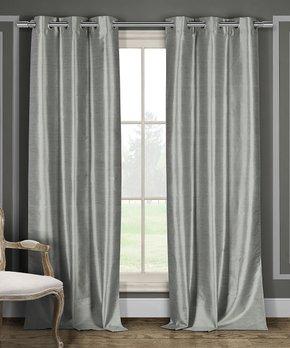 Duck River Textile | Gray Daenerys Blackout Panel - Set of Two