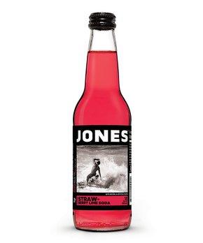 Jones Soda | Jones Strawberry Lime Cane Sugar Soda - Set of 12