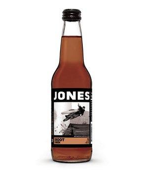 Jones Soda | Jones Root Beer Cane Sugar Soda - Set of 12!